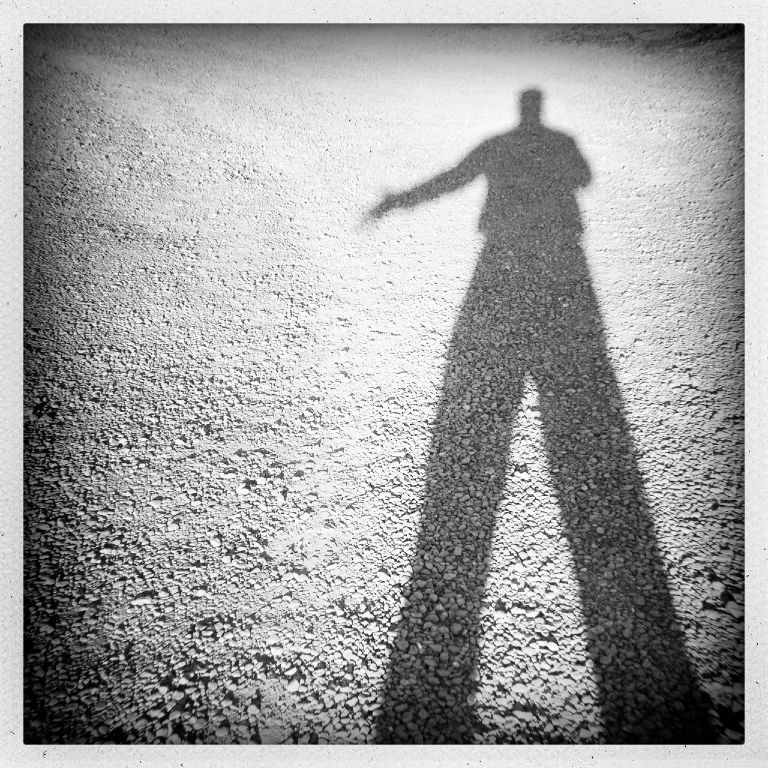 Casting My Own Shadow